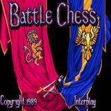 Battle Chess Sharp X68000 Title screen