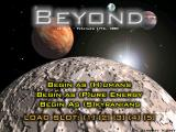 The Beyond Windows Title screen