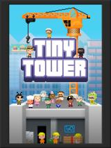 Tiny Tower iPad Title screen
