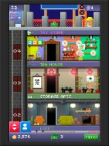 Tiny Tower iPad The toy store is open for business