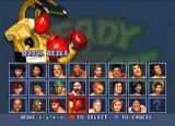Ready 2 Rumble Boxing: Round 2 Dreamcast Full Boxer Select