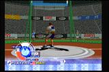 ESPN International Track & Field Dreamcast Hammer Throw