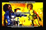 Urban Chaos Dreamcast Title Screen that has nothing to do with twins