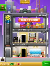 Tiny Tower Vegas iPad We now have a corner suite where people can stay.