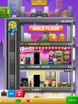 Tiny Tower Vegas iPad Candy Slots is now open.