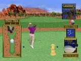 Peter Jacobsen's Golden Tee Golf PlayStation Echo Canyon.