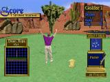 Peter Jacobsen's Golden Tee Golf PlayStation Score...!