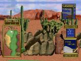 Peter Jacobsen's Golden Tee Golf PlayStation Course - Red Sands.