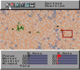 SimAnt: The Electronic Ant Colony SNES Overview