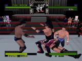 WWF Attitude Nintendo 64 some heavy action