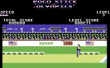 Pogostick Olympics Commodore 64 Triple Jump