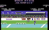 Pogostick Olympics Commodore 64 Target Practise