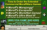 Moraff's Ultra Blast Windows Shareware release version 4