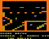 Karls Kavern BBC Micro Falling to my death