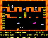 Karls Kavern BBC Micro Screen 8: Rag & bone's