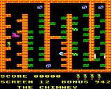 Karls Kavern BBC Micro Screen 12: The chimney