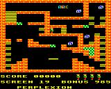 Karls Kavern BBC Micro Screen 19: Perplexion