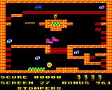 Karls Kavern BBC Micro Screen 27: Stompers