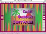 MVP Backgammon Windows 3.x The load screen