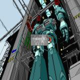 MechWarrior Sharp X68000 Mech Complex, here you can review mechs, buy extra ammo or buy new mechs
