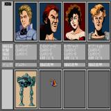 MechWarrior Sharp X68000 Blazing Aces crew