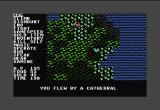 Questron Commodore 64 An introduction uses advanced characters to give you a tour of the land.