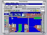 SimCity Windows 3.x Hamburg scenario