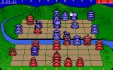 Chinese Chess Amiga Grotesque board