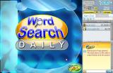 Word Search Daily Browser Title screen.