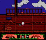 The Fantastic Adventures of Dizzy NES Pirate Ship