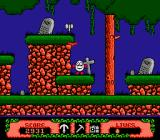The Fantastic Adventures of Dizzy NES Cemetery
