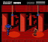 Battletoads & Double Dragon: The Ultimate Team NES Level 6 Boss - Shadow-boss