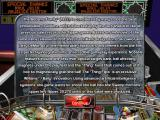 The Pinball Arcade iPad Info about The Addams Family
