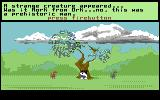 Prehistoric Man Commodore 64 Introduction