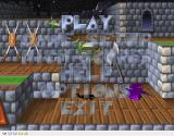 3D Dragon Duel Windows The game's main menu, and all menu options, are semi transparent