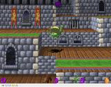 3D Dragon Duel Windows This is the player's dragon and in the background is one of the enemies