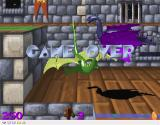 3D Dragon Duel Windows Game Over