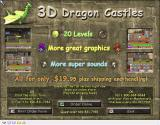 3D Dragon Duel Windows The game exits with a reminder to pay for the registered version