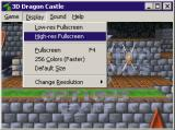 3D Dragon Duel Windows The game can also be played in a window