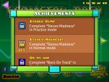 Geometry Dash iPad The achievements