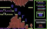 Quari Commodore 64 Title Screen