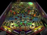 Roswell Pinball Windows The player must hit the targets for M-A-R-S or I-N-V-A-D-E for bonuses. Here just I-N are lit