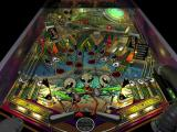 Roswell Pinball Windows This is the 'Disarm The Alien' bonus. The player must mash the buttons to chase and catch the alien to score