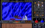 Ultima Underworld II: Labyrinth of Worlds DOS What you see is what you get. Laconic descriptions, bloody chunks of meet, and me standing there with an axe in my hand... Just put two and two together
