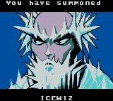 Warlocked Game Boy Color Summoning a wizard...