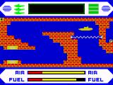 Periscope Up ZX Spectrum Electric barrier