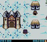 Warlocked Game Boy Color The main base