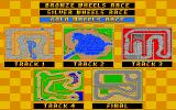 Wacky Wheels Windows Gold wheels race tracks