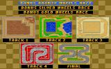 Wacky Wheels Windows Bonus bronze wheels race tracks