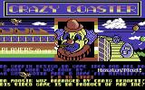 Wild Ride Commodore 64 Re-release title screen